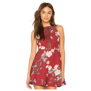 NEW Keepsake The Label Do It Right Dress Floral